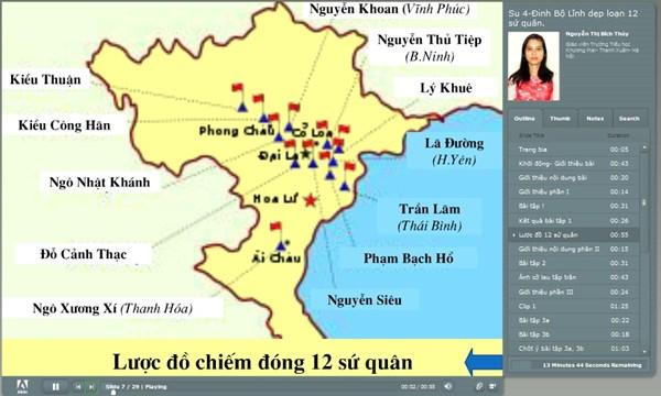 Bài 7: Đinh Bộ Lĩnh dẹp loạn 12 sứ quân - Môn: Lịch sử lớp 4 | Tiểu học  Khương Mai