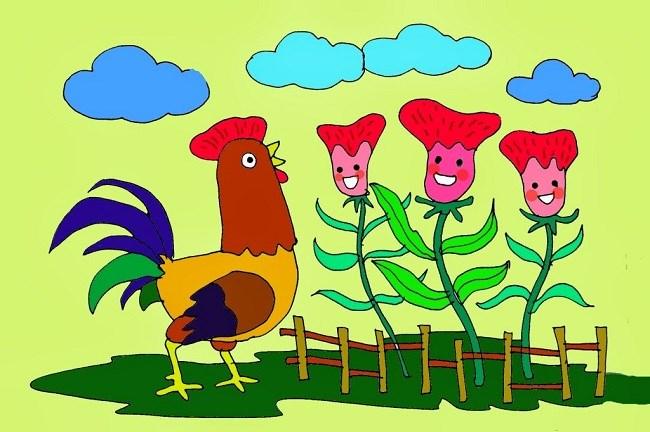 Truyện: Hoa mào gà
